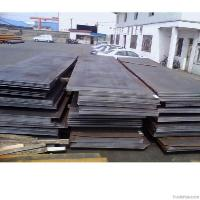 China Hot rolled Q235B / Q345B low Carbon Steel Plate for chemical / paper industry on sale