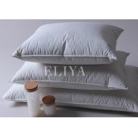 Soft queen size goose down filling hotel comfort pillows for Comfort inn pillows to purchase