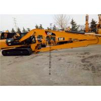 Wholesale Special Work Site Caterpillar Boom , Q345 Material Excavator Telescopic Boom from china suppliers