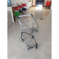 Wholesale Q195 Low Carbon Steel Supermarket Shopping Trolley Use In Airport Free Duty from china suppliers