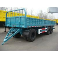 Wholesale Draw Bar side plate Trailer For Tanzania and Ethiopia from china suppliers
