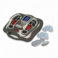 Wholesale Talented Foot Massager with 25 Auto Timer and 2-piece Gel Pad Holders from china suppliers