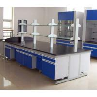 Wholesale Chemistry Modular Science Lab Tables , Firm Structure Chemistry Lab Tables from china suppliers