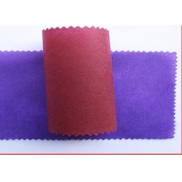 Wholesale Colored Polypropylene Spunbond Nonwoven Fabric For Upholstery / Medical Breathable from china suppliers