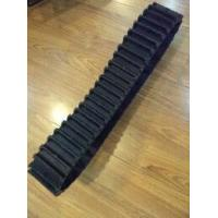 China Small/Mini Robot Rubber Track Wide 118mm with Wheels (118*61*18) on sale