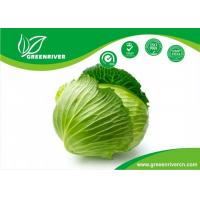Wholesale Green organnic Cabbage seeds in Black / Red , OC Certification from china suppliers