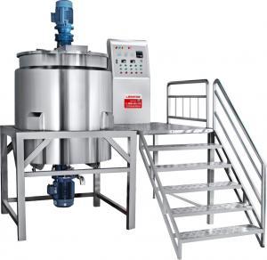 Wholesale Guangzhou Factory 1000L shampoo/liquid soap/liquid detergent making machine from china suppliers