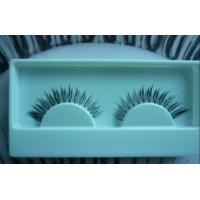 Wholesale Invisible/Transparent Band Hand-tied Strip Eyelash from china suppliers