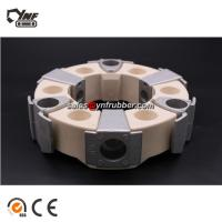 Buy cheap Excavator Engine Parts Construction Machine 30H Coupling 30H AL PU Type from wholesalers