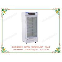Wholesale OP-1106 Digital Display Temperature Humidity Single Glass Door Air Cooling Refrigerator from china suppliers