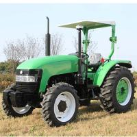 Wholesale Competitive Price Jinma 70hp 4wd Tractor JM704 Wheeled Tractor with Canopy from china suppliers
