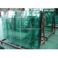 Wholesale Doors Coated Tempered Safety Glass Decorative Curved Toughened Glass from china suppliers