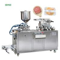 Wholesale DPP 80 Automatic Honey Packing Machine Mini Blister Packing Machine from china suppliers
