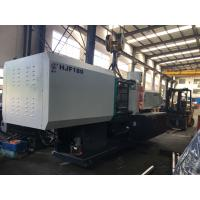 China Auto Parts Plastic Injection Molding Machine 1400 Tons PLC Control on sale