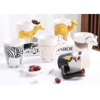 Wholesale 450ml Ceramic Reusable Coffee Cup from china suppliers