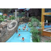 Building A Lazy River In Your Backyard : Air blower Material Water Park Lazy River Swimming Pool 3m6m Width 1m