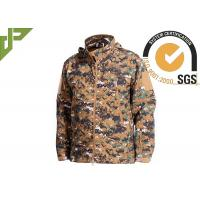 Wholesale Woodalnd Tactical Camo Jacket Cold - Proof For Outdoor Fishing Military Style from china suppliers