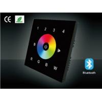 Buy cheap RF/Bluetooth RGBW Wall LED Controller from wholesalers