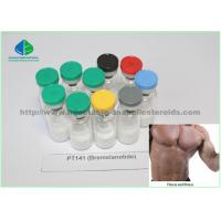China 10mg Bremelanotide Steroids PT141 Growth Hormone Peptides Bodybuilding PT-141 Treating Sexual Disorders on sale