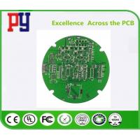 Buy cheap Round Shape Double Sided PCB Board Fr4 Base Material For Telecommunication from wholesalers