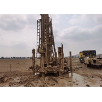 Buy cheap 1800R/MIN 16500 KG Top Head Drive Water Well Drilling Rig from wholesalers