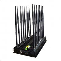Wholesale Lojack Mobile Network Blocker Device 16 Antennas DC12V With 1 Year Warranty from china suppliers