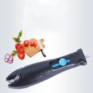 China TV Fish Shape Adjustable Kitchen Tungsten Steel Manual Knife Sharpener on sale