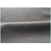 Wholesale Herringbone Childen'S Cloth Stretch Wool Fabric 650g / M 55P Breathable Warm from china suppliers