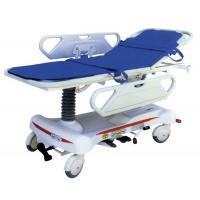 Wholesale Medical Patient Stretcher Trolley , Hydraulic Ambulance Trolley from china suppliers