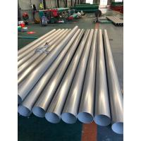 Quality 304 INOX 1.4301 Stainless Steel Tubing , Ss Pipe Welding Long Life Time for sale