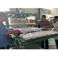 Quality Medium Capacity PS Foam fast food container production machine for sale