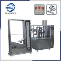 China Hot Sale Toothpaste/Cream/Food  soft Tube/Hose/Pipe Filling Sealing Machine with CE on sale