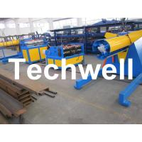 Wholesale Carbon steel, GI Economical Simple Type Slitting Machine With 30KW, 30m/min Speed from china suppliers