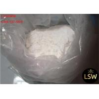 Wholesale High Purity Local Anesthetic Steroid Raw Powder Lidocaine Base / Xylocaine CAS 137-58-6 from china suppliers