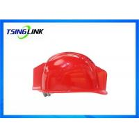 Wholesale Large Battery HD Camera 4G Wireless Device Intelligent Safety Helmet For Railway Mining from china suppliers