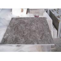 Wholesale King Flower Brown Marble Floor Tile , Various Size Honed Marble Subway Tile from china suppliers