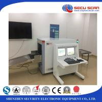Buy cheap Dual View Baggage And Parcel Inspection X Ray Scanner For Security Inspection product