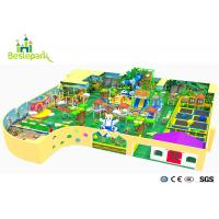 China Amusement Park Indoor Children'S Wooden Theme Park / Kids Play Equipment on sale