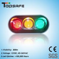 """Wholesale 200mm (8"""") LED Traffic Signal with 3 Full Balls (TP-JD200-3-203) from china suppliers"""