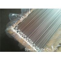 China 20 Ft. Stainless Steel Welded Pipe , TP304 Stainless Steel Round Tube Wall Thickness on sale