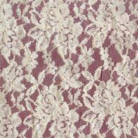Buy cheap Cotton Lace with Knitted Technique and Raschel Pattern Fabric, Made of Spandex from wholesalers