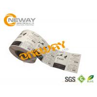 Wholesale OEM Wine Bottle Neck Label , Printing Label Tags with Hot melt from china suppliers