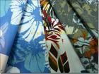 China [Large stocks]Woven Fabric:100% polyester printed georgette fabric on sale