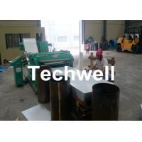 Double Support Uncoiler Stainless Steel Cut To Length Machine Line TW-CTL1250
