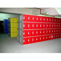 Wholesale Swimming Pool Green Shoe Storage Locker smart ABS locker easy installation from china suppliers
