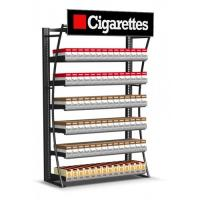 Wholesale Modern Wide Cigarette Display Shelf Cigarette Storage Cabinet Fully Welded from china suppliers