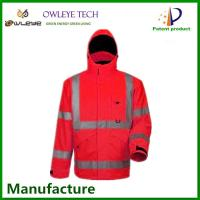 Wholesale safety reflective jacket ,reflective suit for worker ,waterproof reflective suit for safety from china suppliers