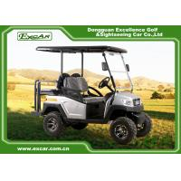 Wholesale 5KW 4 Passenger Electric Hunting Carts , 48v Battery Golf Cart from china suppliers