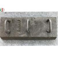 China AS2074 / L2B High Hardness Sand Cast CrMo Alloy Steel Casting Lifter Bars EB6037 on sale
