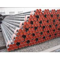Wholesale Cold Drawn Seamless Alloy Steel Tube ASTM A21 , Beveled Boiler Steel Tubes 0.8 mm - 15 mm Thick from china suppliers